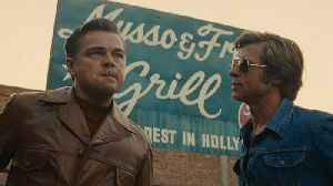 'Once Upon A Time In... Hollywood' Trailer [Video]