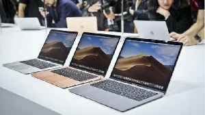 News video: Apple Releases New MacBook Pros That Should Fix Keyboard Issues