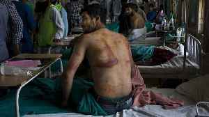 Indian security forces accused of torturing Kashmiris