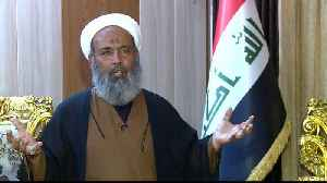 US ally and Iran's neighbour, Iraq is caught in the middle [Video]