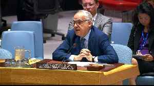 UN envoy warns of 'long and bloody war' in Libya