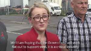Government urged to help British Steel [Video]