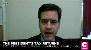 News video: New York Closing in on Trump's State Tax Returns
