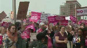 Abortion Rights Advocates In Philly March In Protest [Video]