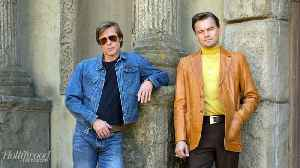 'Once Upon a Time in Hollywood' Receives Six-Minute Standing Ovation at Cannes Film Festival | THR News [Video]