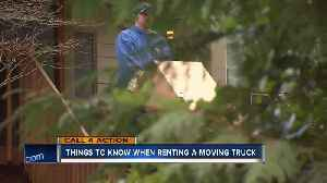 Things to know when renting a moving truck [Video]