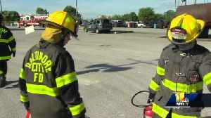 BCFD hopes Camp Spark piques interest in girls to become firefighters [Video]