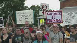 Marylanders Rally Against New Abortion Laws Passed Across US [Video]