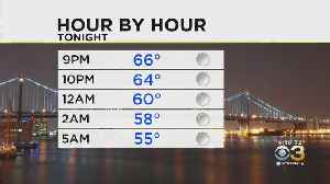 Philadelphia Weather: Still Sunny And Comfy Wednesday [Video]