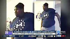 Pregnant woman attacked in Cecil County home invasion, suspect sought in three states [Video]