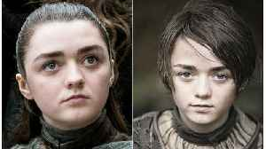 Maisie Williams Had One Regret About 'Thrones' Final Season [Video]
