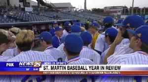St. Martin Baseball Year in Review [Video]