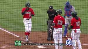 Weathers Returns, and Offense Provides Support in TinCaps Victory [Video]