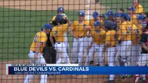 Henry Clay baseball wins 42nd District title [Video]