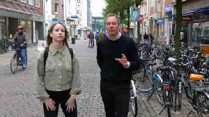 Road Trip Europe Day 49 - how is Munster coping with its refugee quota? [Video]