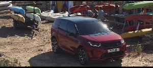 Introducing the new 2020 Land Rover Discovery Sport [Video]