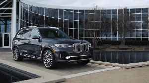 The first-ever BMW X7 - BMW X7 xDrive40i Exterior Design [Video]