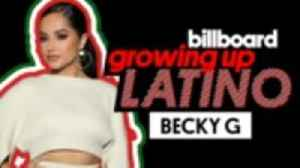 Becky G Talks Favorite Spanish Slang & the Best Part of Being a Latin Artist | Growing Up Latino [Video]