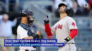Red Sox and Yankees to Face off in London Next Month [Video]