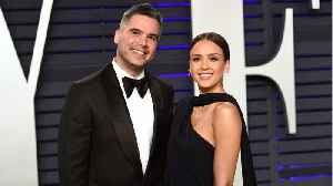Jessica Alba Says Filming Sex Scenes Is 'Disgusting,' But Her Husband Doesn't Believer Her [Video]