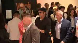 Tarantino,  DiCaprio, Pitt greeted by screaming fans in Cannes