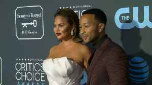 Chrissy Teigen apologises after tweeting 'The Voice' victory [Video]