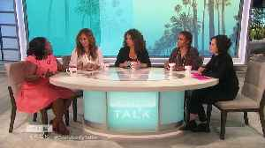 The Talk - 'The Talk' Hosts Defend Amy Schumer Over Being Mom-Shamed For Returning to Work [Video]