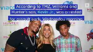 Wendy Williams' Son Arrested for Punching Father Kevin Hunter [Video]