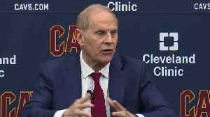 Welcome to The Land: Cleveland Cavaliers introduce John Beilein as new head coach [Video]