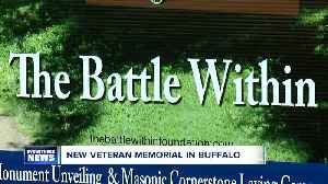 A new way to honor veterans who lost the 'battle within' [Video]