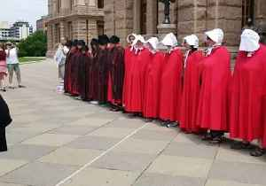 News video: Abortion Ban Protesters March on Texas State Capitol