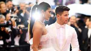 Priyanka Chopra And Nick Jonas Match At 2019 Cannes Film Festival [Video]