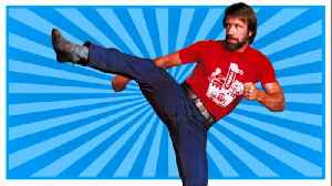 Who Is the Real Chuck Norris? The Man Beyond the Meme [Video]