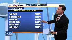 Michael Fish's NBC26 weather forecast [Video]