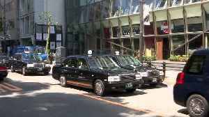 Japan Taxi has become a pricey Olympic symbol [Video]