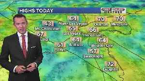 13 First Alert Las Vegas weather updated May 22 morning [Video]