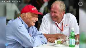 Marko: F1's Niki Lauda was 'constant companion' to me [Video]