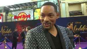 Will Smith and Aladdin's magic carpet land in Hollywood [Video]