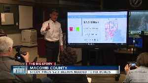 New mapping tool shows $2.3B worth of road repair needed in Macomb County [Video]