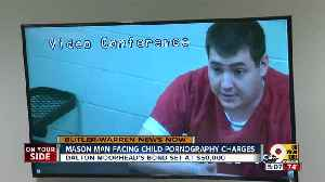 Mason man facing child porn charges [Video]