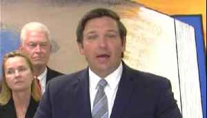 Gov. DeSantis orders security review following hacked 2016 election [Video]