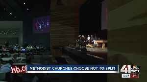 Methodist churches choose not to split [Video]
