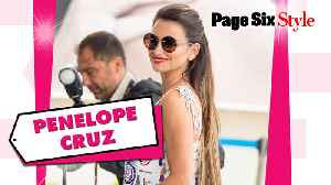 Penelope Cruz hit a summery note in an $8,600 look at Cannes [Video]