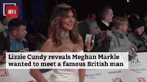 Lizzie Cundy Exposes Meghan Markle's Fetish For British Men [Video]