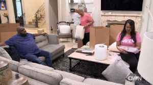 John And Aventer Pack Up Their House [Video]