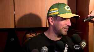 News video: Green Bay Packers quarterback Aaron Rodgers explains why he is not a fan of 'Game of Thrones' finale