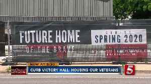 Housing development to help homeless veterans in Nashville [Video]