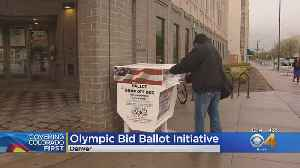 Runoff Election Ballot Initiative Could Stop City From Funding Future Olympic Games [Video]