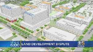 Dispute Over Plan To Transform Old San Jose Hospital Into Urban Village [Video]