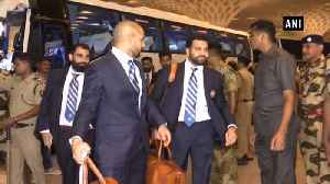 ICC Cricket World Cup 2019: Team India leaves for England [Video]